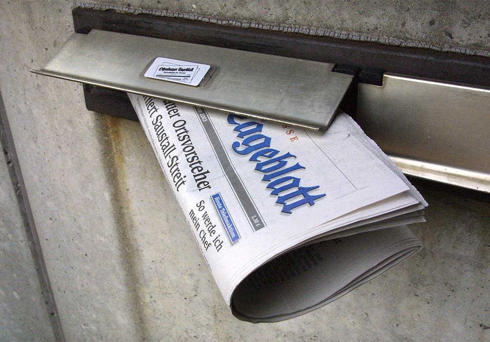 Zeitungszusteller: Ferienjob bei der Mittelbadischen Presse