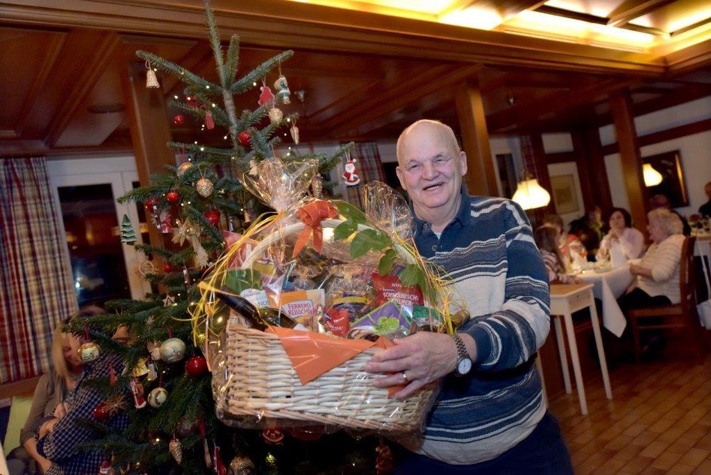 Weihnachtsessen für die fleißigen Zusteller der Kehler Zeitung