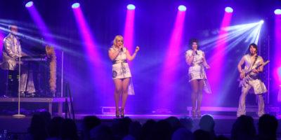 Zusteller verzückt von »ABBA«
